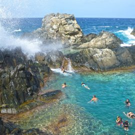 Natural Pool - Action Tours Aruba Trip