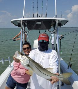 Snook are a blast!