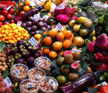 Boqueria Market Tasting Experience
