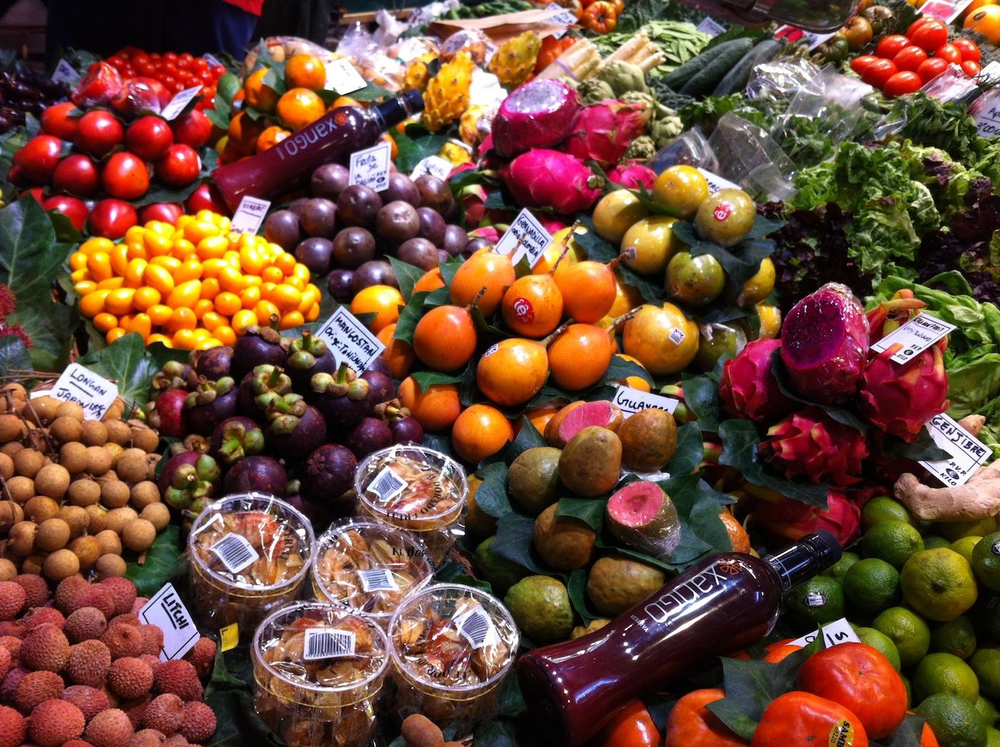 Boqueria Market Tasting Barcelona Tour