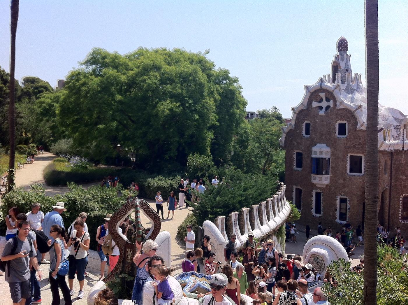 Ebike Tour Gaudi Experience Barcelona