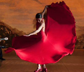 Glam and Flamenco Show