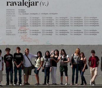 """Ravalejar"" in the Raval District"