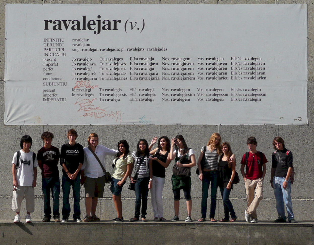 Ravalejar Barcelona Tour