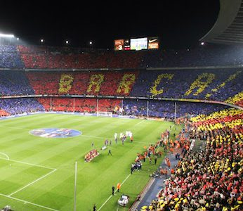 Camp Nou and Olympic Games Electric Bike Tour