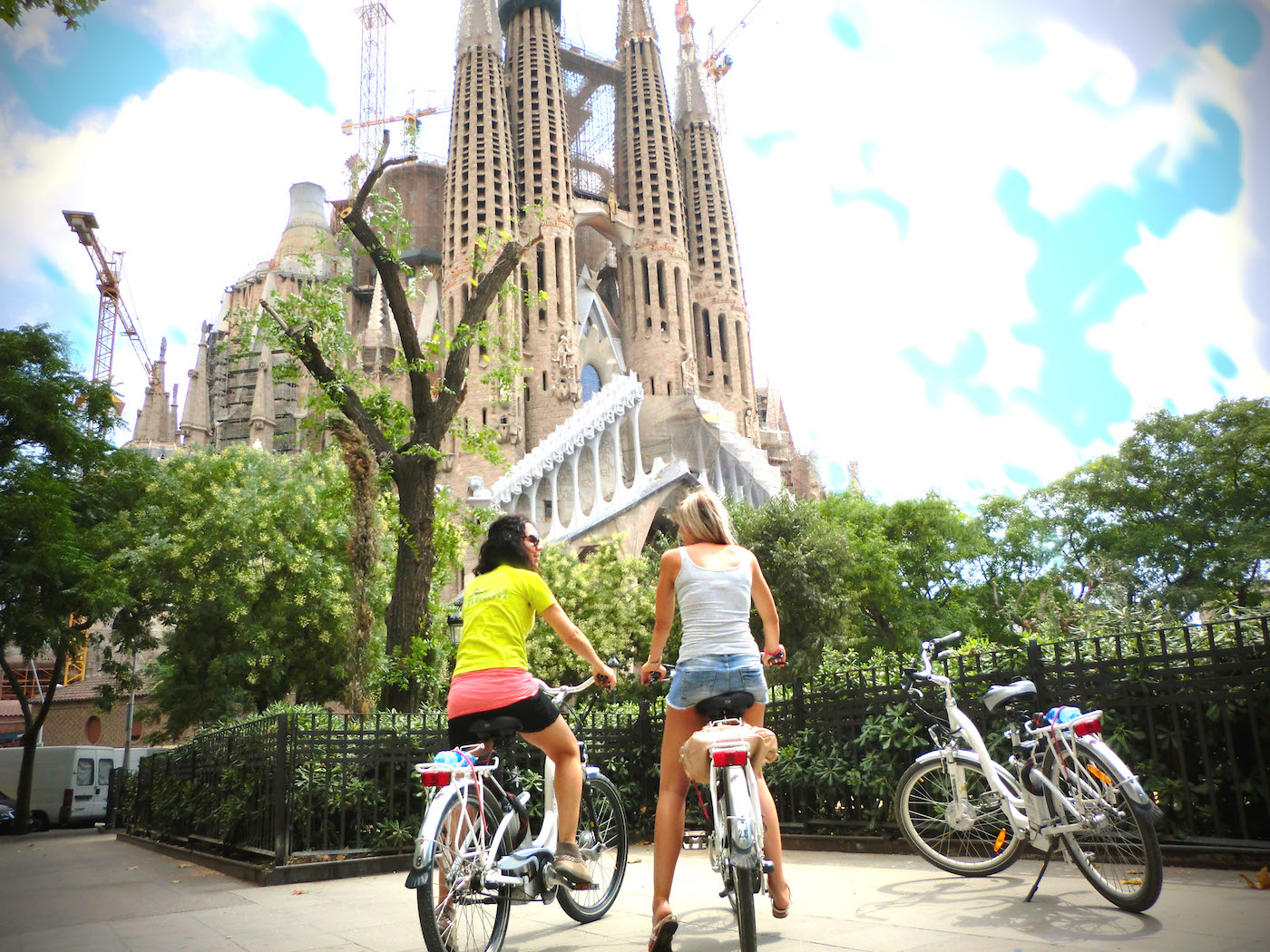 city classic and sagrada familia Barcelona Tour