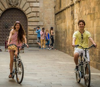 Barcelona Classic City Electric Bike Tour