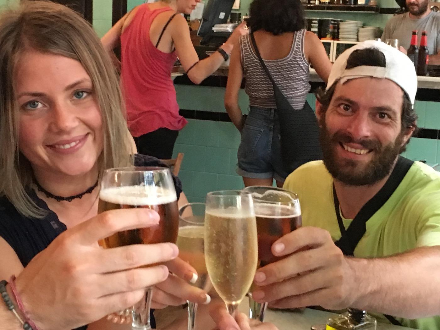 walk and bike and taste barcelona tour
