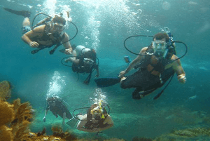 Culebra Divers - Scuba Training
