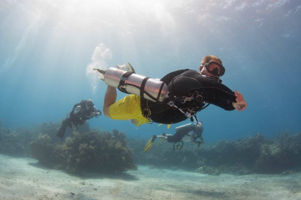 Sidemount & Recreational Diving in Key Largo, FL