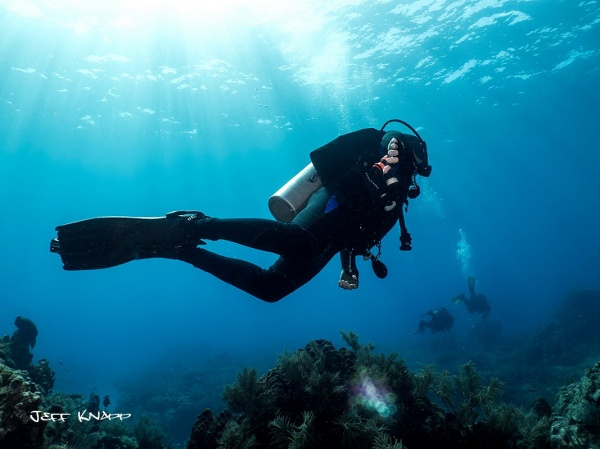Scuba Diving Instructor Training Key Largo, FL