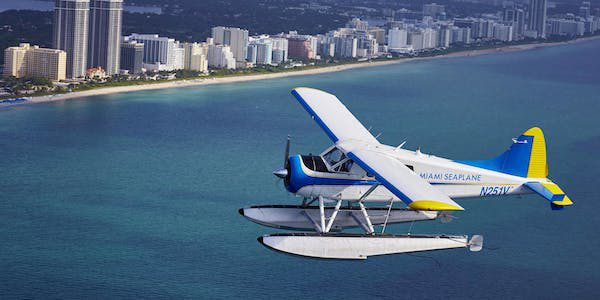 TRAVELMAG Features Miami Seaplane Tours