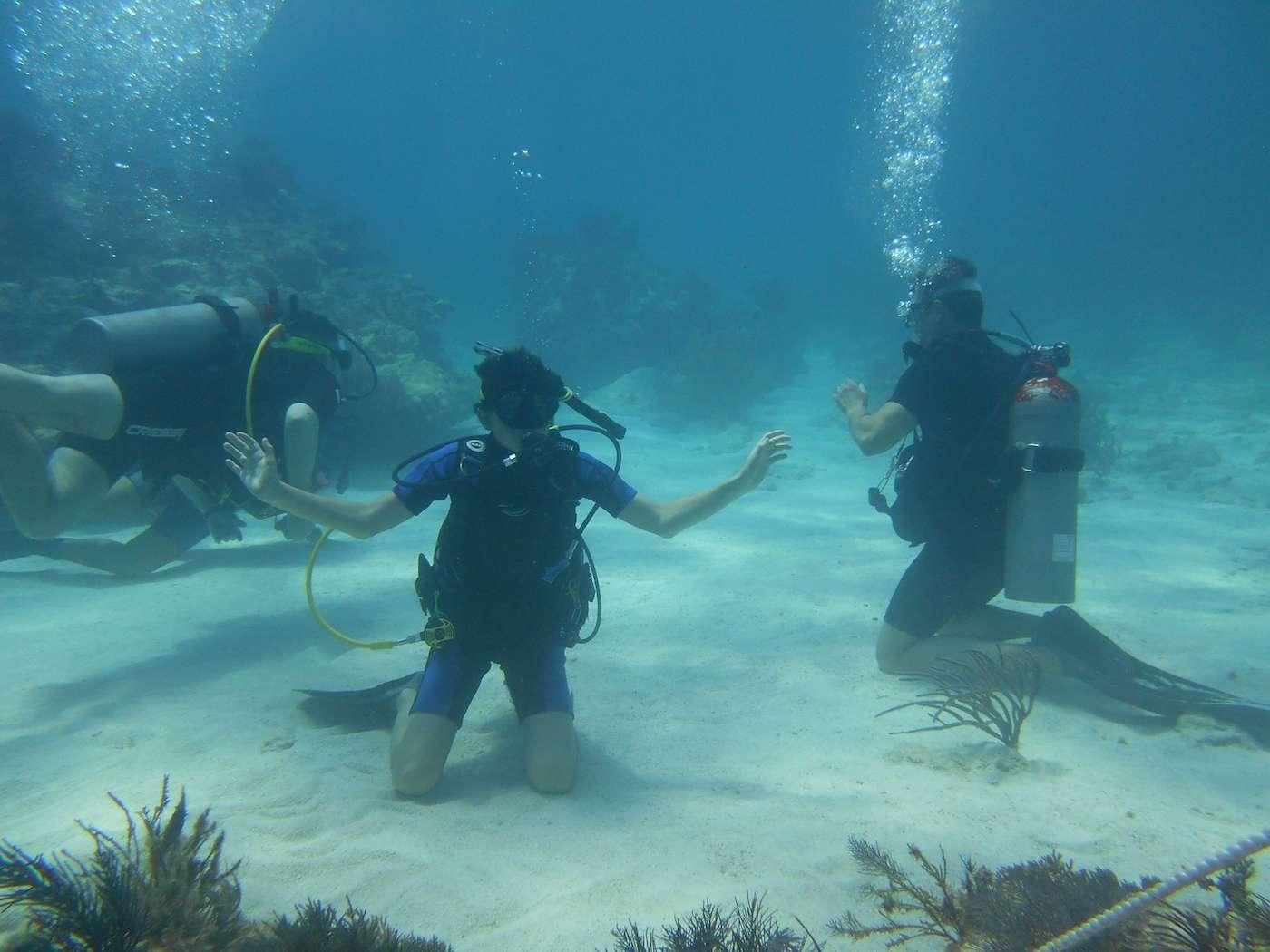 Open Water Diver Referral - Sail Fish Scuba - Key Largo ...