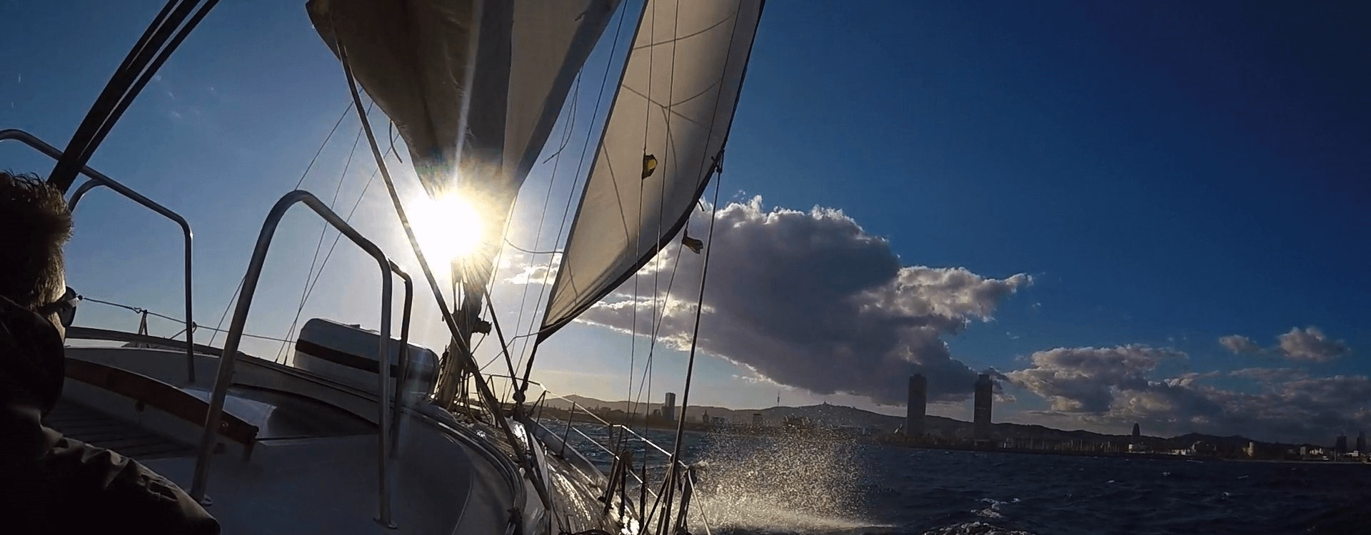 Private Sailing Trips & Sunset Boat Tours in Barcelona