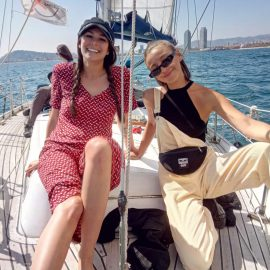 Barcelona Sailing - Day Tours - Private Charters -11