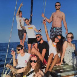 Barcelona Sailing - Day Tours - Private Charters -5