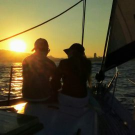 Barcelona Sunset Sailing Tours-1