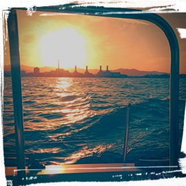 Barcelona Sunset Sailing Tours-10