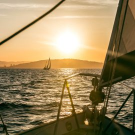 Barcelona Sunset Sailing Tours-14