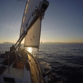Barcelona Sunset Sailing Tours-2