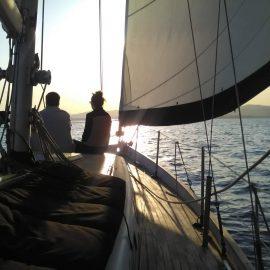 Barcelona Sunset Sailing Tours-4