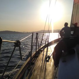Barcelona Sunset Sailing Tours-5