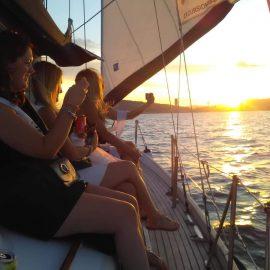 Barcelona Sunset Sailing Tours-7