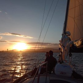 Barcelona Sunset Sailing Tours-8