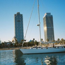 Sailing Barcelona Peterson 46 Boat - Tours and Charters-1