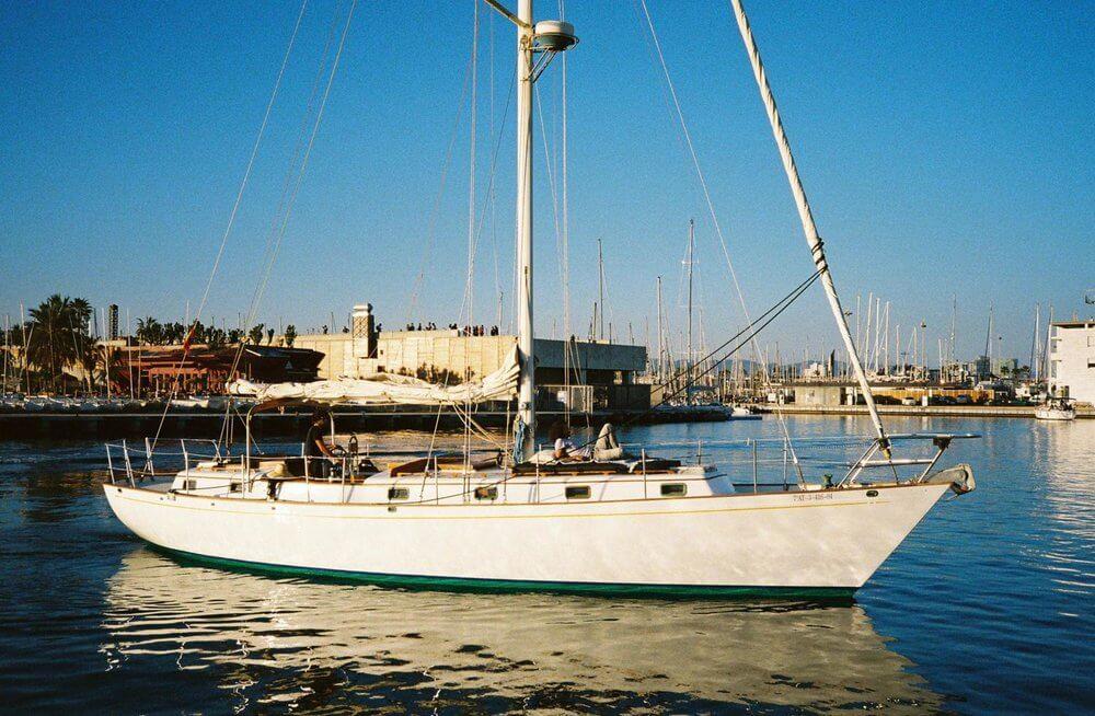 Sailboats - Sailing Barcelona - Barcelona Boat Trips