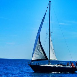 Sailing Barcelona Rival 38 Boat - Tours and Charters-1