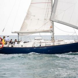 Sailing Barcelona Rival 38 Boat - Tours and Charters-11