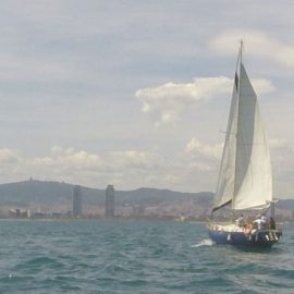 Sailing Barcelona Rival 38 Boat - Tours and Charters-2