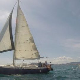 Sailing Barcelona Rival 38 Boat - Tours and Charters-3