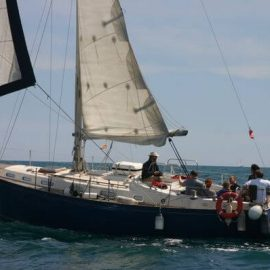 Sailing Barcelona Rival 38 Boat - Tours and Charters-4