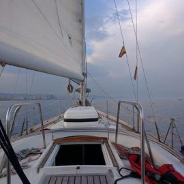 Sailing Barcelona Rival 38 Boat - Tours and Charters-5