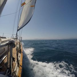 Sailing Barcelona Rival 38 Boat - Tours and Charters-6